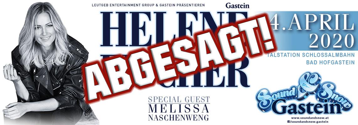 Sound & Snow Gastein - Helene Fischer