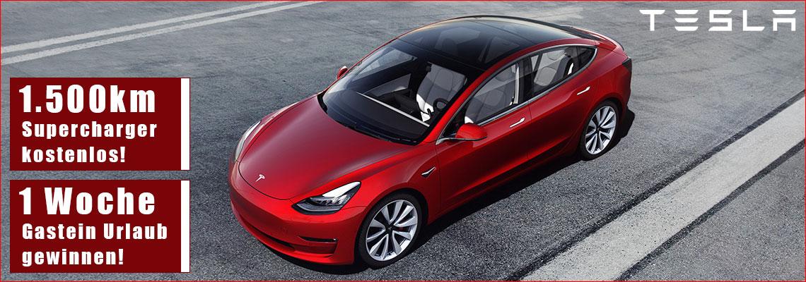 Tesla in Gastein